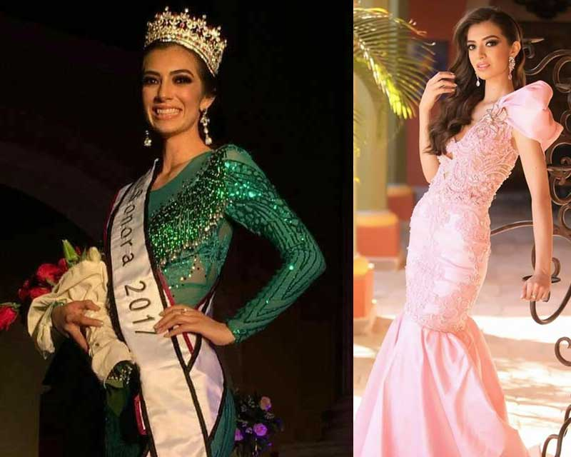 Brenda Vargas crowned Mexicana Universal Sonora 2017 for Mexicana Universal 2018
