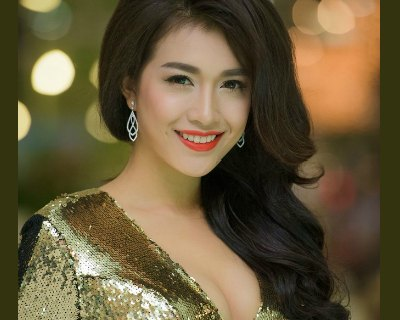 Le Hang of Vietnam vying to become the titleholder of Miss Universe 2016