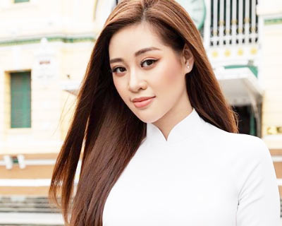 Miss Universe Vietnam 2020 Khanh Van urges victims of sexual harassment to break the silence