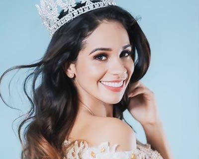 Marjory Patiño Lopez elected Miss United Continents Peru 2019
