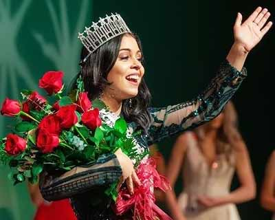 Shannah Weller crowned Miss Vermont USA 2020 for Miss USA 2020
