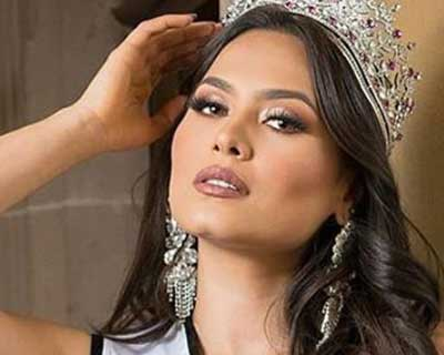 Andrea Meza appointed Mexicana Universal Chihuahua 2019 for Mexicana Universal 2020