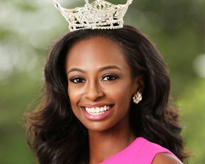 Miss North Carolina 2019 Alexandra Badgett talks about her extended reign