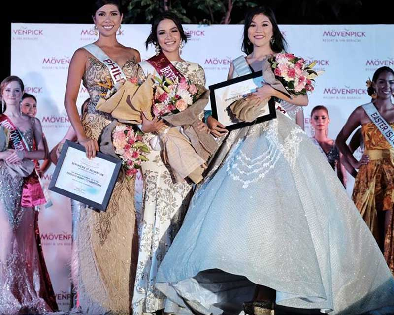 Winners of Special Awards at Miss Asia Pacific International 2017
