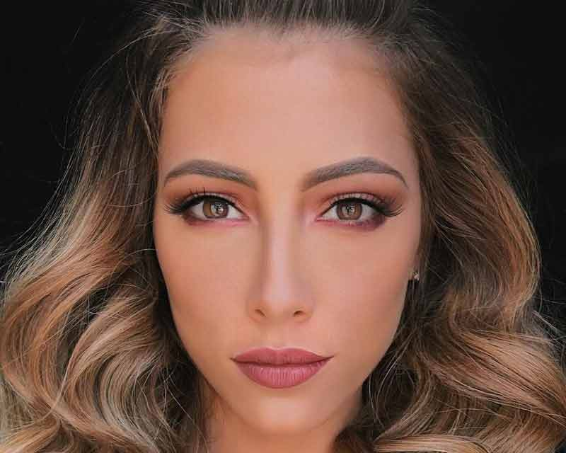 Natalia Carvajal – official candidate of Miss Costa Rica 2018