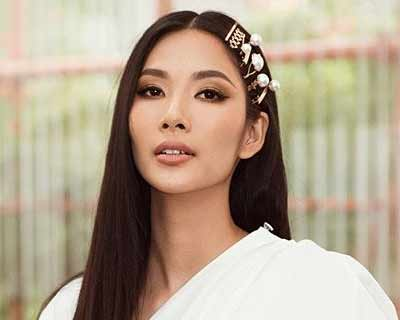 Meet Hoang Thuy Miss Universe Vietnam 2019 for Miss Universe 2019
