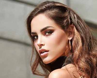 Andrea De las Heras replaces Sara Cisneros as Miss Grand Spain 2020