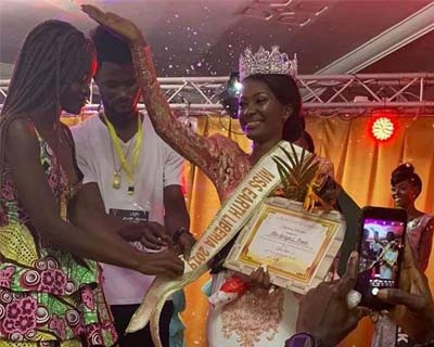 Georgia Leela Bemuh crowned Miss Earth Liberia 2019 for Miss Earth 2019