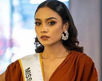 Dewi Natasha emerges as a favorite for Miss Grand Malaysia 2021 crown
