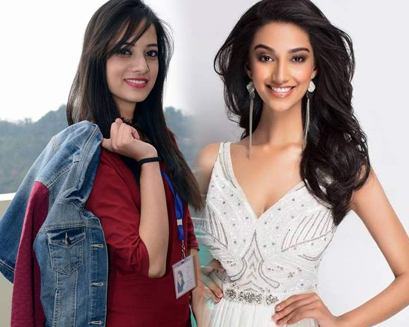 Femina Miss India 2018 Finalists from Campus Princess
