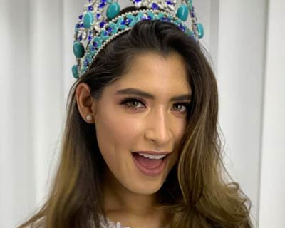 Angela Yuriar for Miss Grand Mexico 2020?