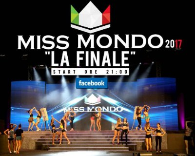 Miss Mondo Italia 2017 Live Telecast, Date, Time and Venue