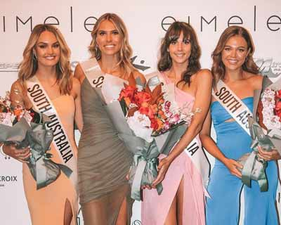 Miss Universe Australia 2021 delegates from South Australia announced