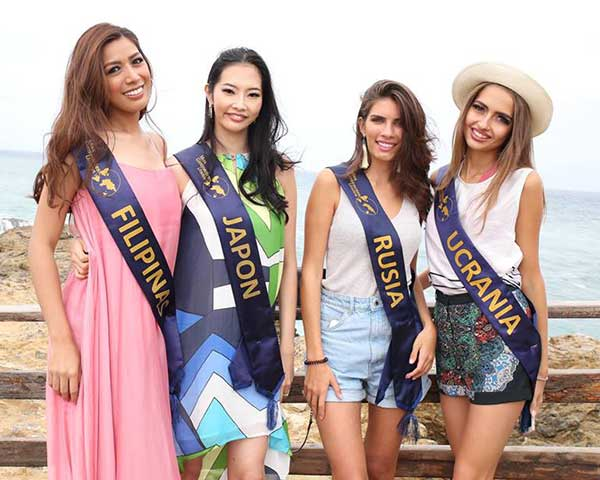 Miss United Continents 2018 Full Results Live Updates
