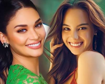 Filipina queens Catriona Gray and Pia Wurtzbach to narrate Filipino stories for TV