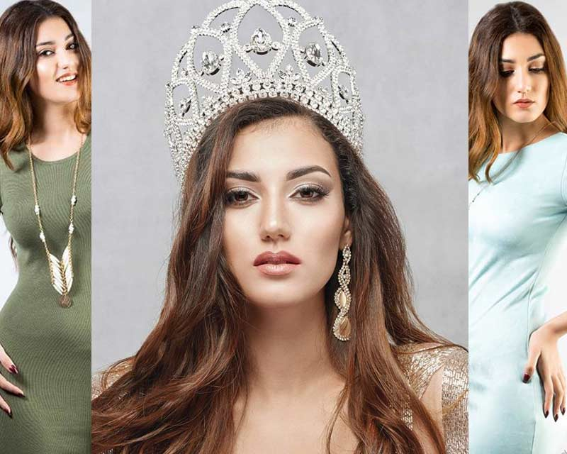 Francesca Mifsud to represent Malta in Miss Intercontinental 2017