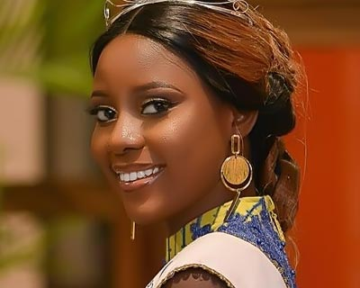 Danielle Flora Ouedraogo is Miss Burkina Faso International 2019