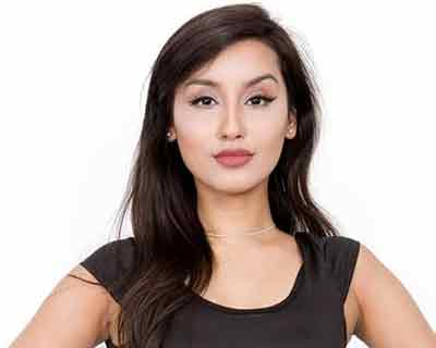 Nepali beauty Pratishtha Trish Raut wins BWAP at Miss England 2019