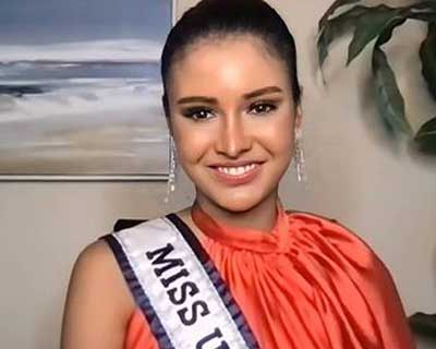 Miss Universe Philippines organization sends off Rabiya Mateo for Miss Universe 2020 with a virtual media conference