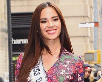 Catriona Gray's iconic outfits during her US Media Tour
