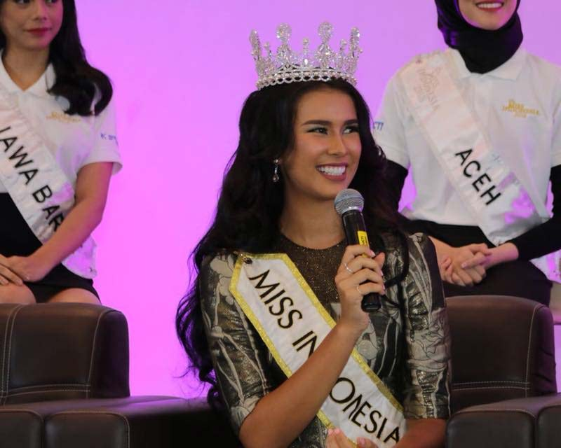 Miss Indonesia 2018 kick starts with its official press conference!