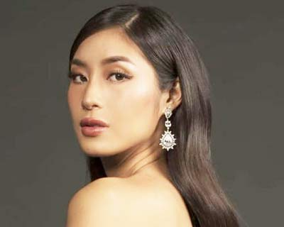 Bernadette Belle to represent Singapore at Miss Universe 2020?