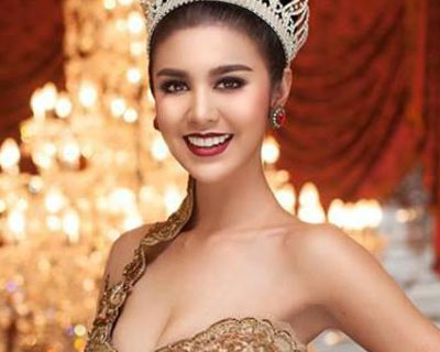 Ariska Putri Pertiwi of Indonesia crowned as Miss Grand International 2016