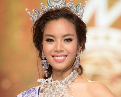 Miss Thailand World 2016 Top 5 Favourites