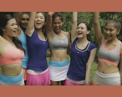 Miss Universe Malaysia 2017 Contestants had a great trail run