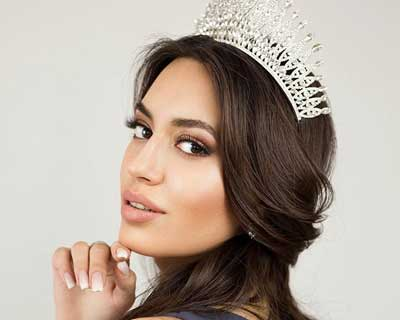 Macarena Quinteros Tapia crowned Miss Earth Chile 2020