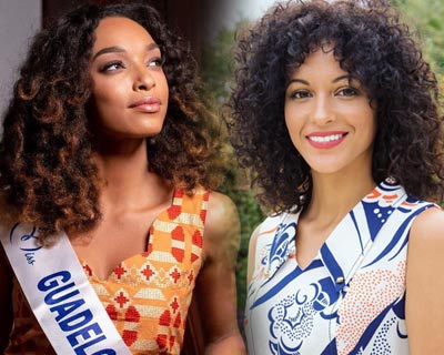 Miss France 2019 Meet the Contestants