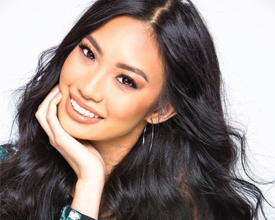 Annie Lu Miss Massachusetts Teen USA 2019, contestant of Miss Teen USA 2019