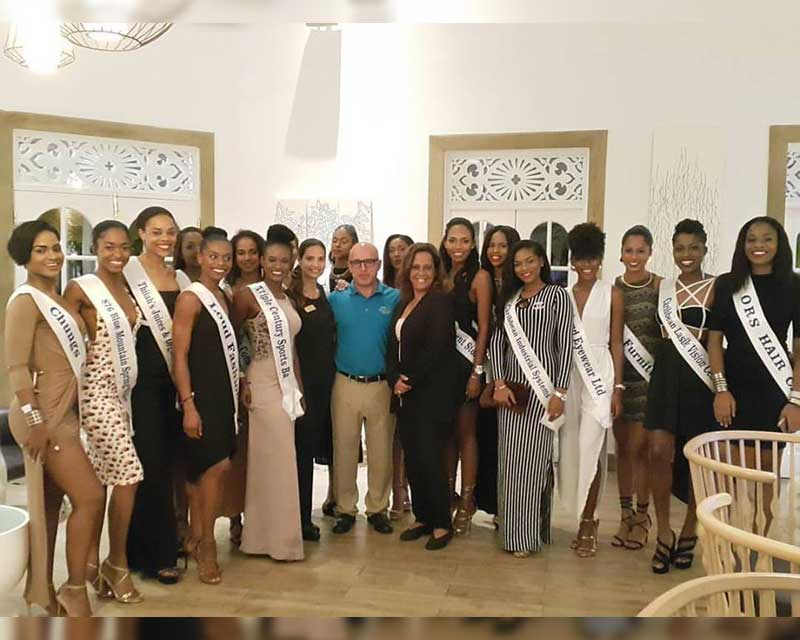 Miss Jamaica World 2017 Events and Activities