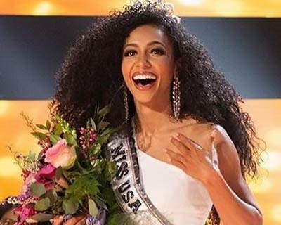 Cheslie Kryst from North Carolina Crowned Miss USA 2019
