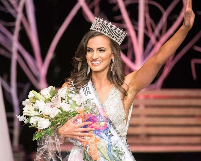 Lauren Vizza crowned Miss Louisiana USA 2018 for Miss USA 2018