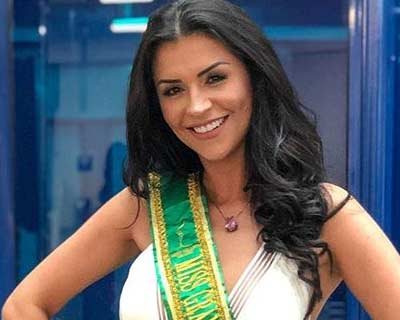 Thylara Brenner to represent Brazil in Miss United Continents 2019