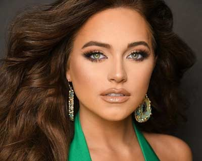 Haley Rose Pontius crowned Miss Arkansas USA 2020 for Miss USA 2020