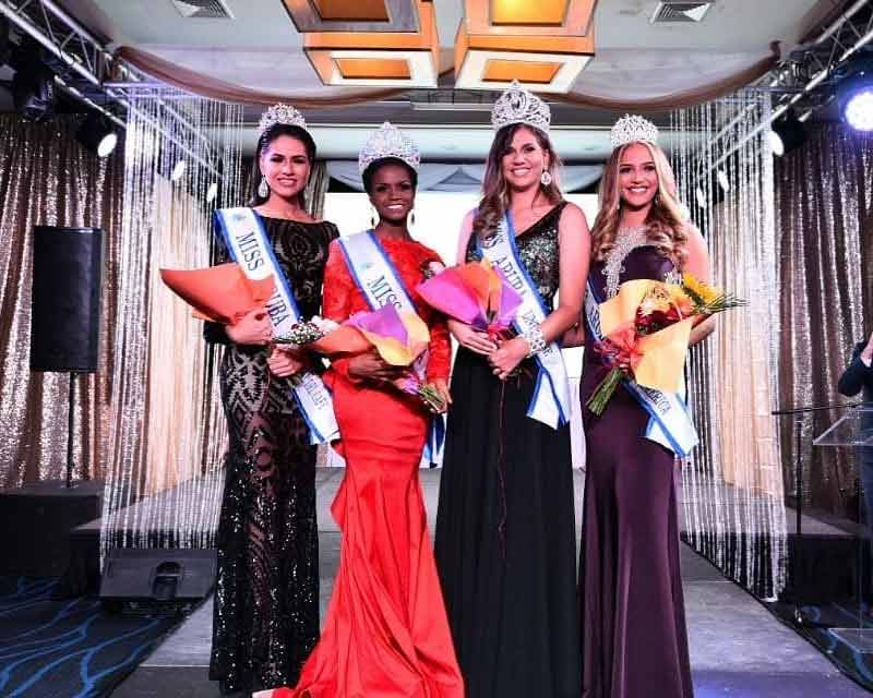 Kimberly Julsing crowned Miss Aruba 2018