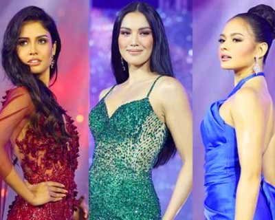 Miss Universe Philippines 2020 Top 5 Q/A round