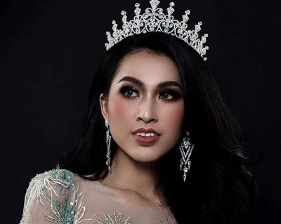 Thoung Mala is Miss Earth Cambodia 2019