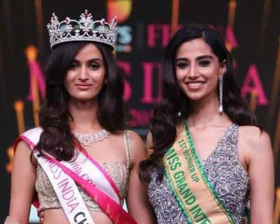 Shivani Jadhav crowned Miss Grand India 2019