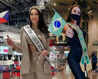 Miss Grand International 2020 Post-Arrival Hot Picks