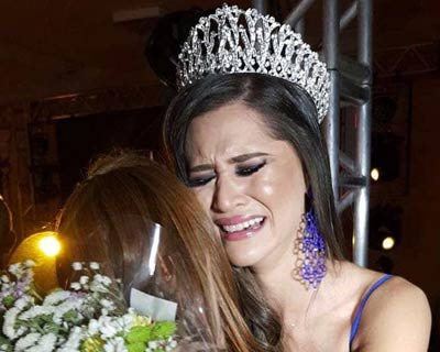 Sayonara Moura crowned Miss Acre Be Emotion 2019 for Miss Universe Brazil 2019
