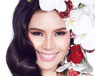 Jinnita Buddee crowned as Miss Thailand World 2016