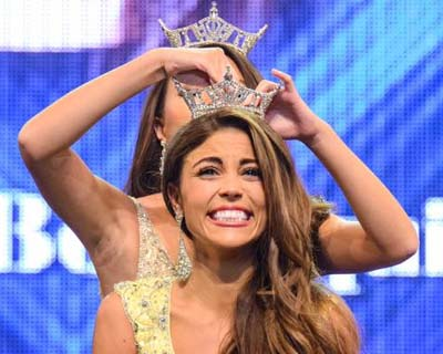 Laryssa Bonacquisti crowned as Miss Louisiana 2017 for Miss America 2018