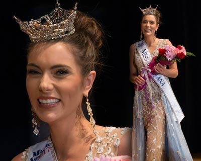 Madison Murray crowned as Miss Montana 2017 for Miss America 2018