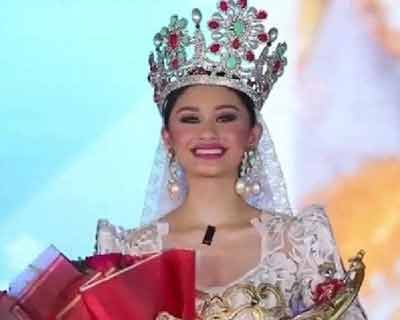 Dixie Lee Oca crowned Sinulog Festival Queen 2021