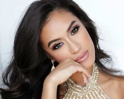 Katherine Guevarra crowned Miss Delaware USA 2020 for Miss USA 2020