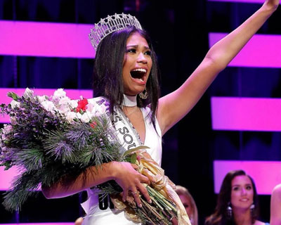MaKenzie Divina crowned Miss South Carolina USA 2019
