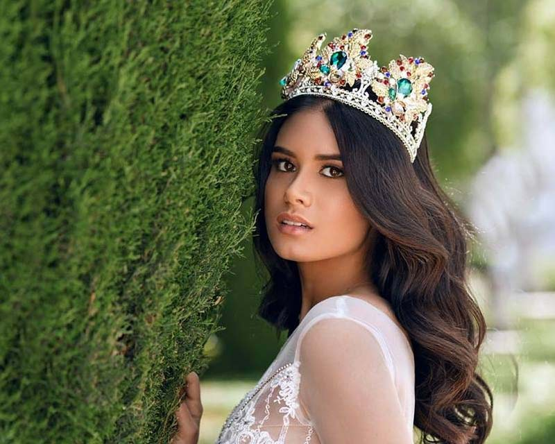 Carolina Jane appointed Miss Earth Spain 2018
